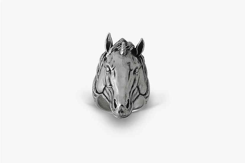 Anello Unicorno Argento - Mama Schwaz shop online Milano