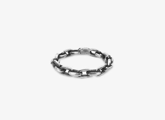 Anello Catena - Chain Ring - Mama Schwaz Milano