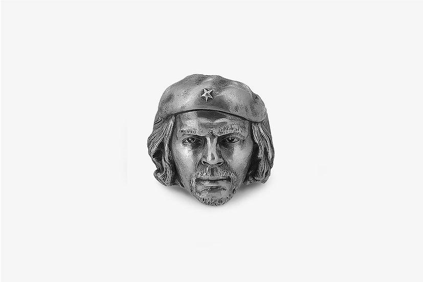 Anello Che Guevara Argento - Mama Schwaz shop online Milano