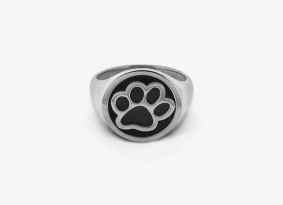 Anello Zampina di Cane | Dog Imprint Ring - Mama Schwaz shop Milano
