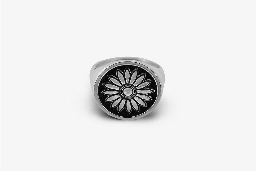 Anello Girasole -  Sunflower ring - Mama Schwaz Milano