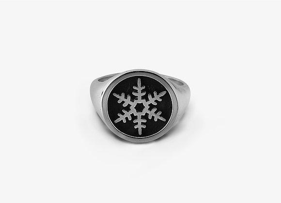 anello fiocco di neve - Mama Schwaz Milano