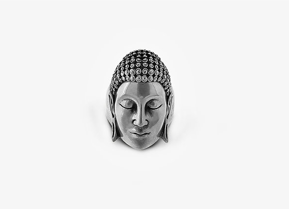 Anello Buddha Grande - Big Buddha Ring - Mama Schwaz Milano