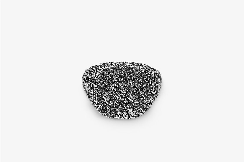 Anello damascato - Damask ring