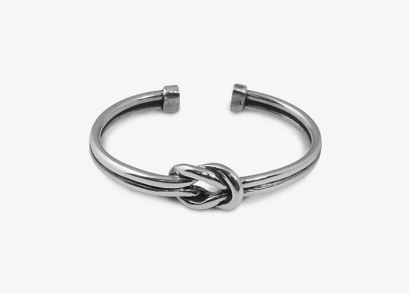 Bracciale doppio nodo - Double Knot Bracelet by Mama Schwaz Milano