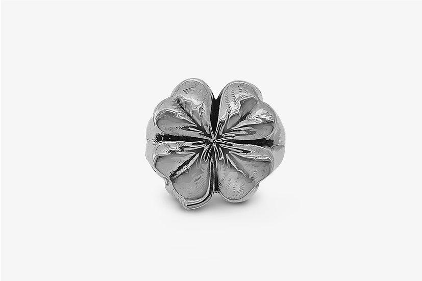 Anello Quadrifoglio Argento - Mama Schwaz Gioielli