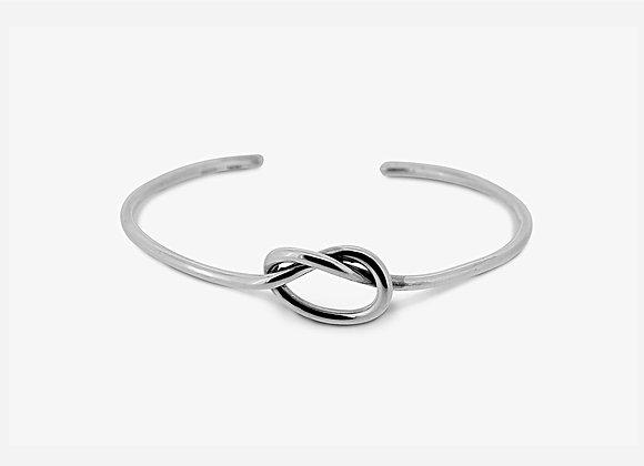 Bracciale nodo singolo - Single Knot Bracelet by Mama Schwaz Milano