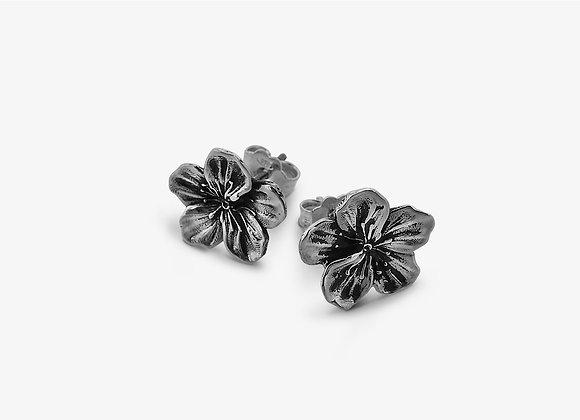Orecchini fiore di ciliegio - Cherry Blossom Earrings - Mama Schwaz Milano Gioielli