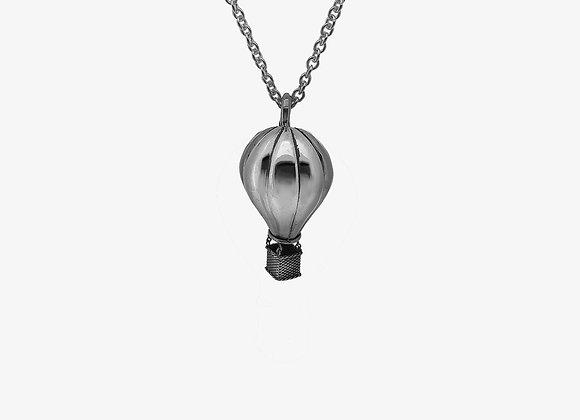 Ciondolo mongolfiera Media - Hot-air Balloon Pendant - Mama Schwaz Gioielli Argento 925