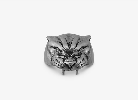 Anello Pantera Grande - Big Panther Ring - Mama Schwaz Milano