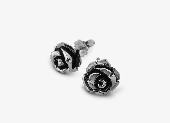 Orecchini Rosa - Rose Earrings - Mama Schwaz Milano Gioielli