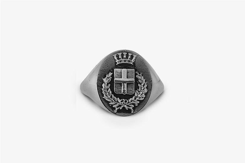 Anello Stemma Milano - Milan Blazon Ring