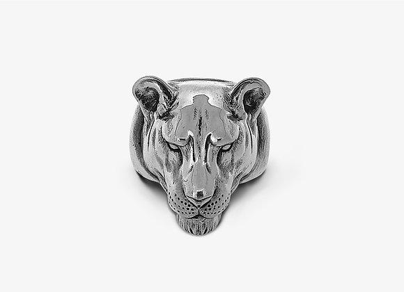 Anello Leonessa Grande - Big Lioness Ring - Mama Schwaz shop Milano