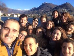 Gita a Lugano
