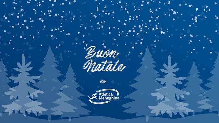 Sabato 19 Dicembre festeggia il Natale con noi!