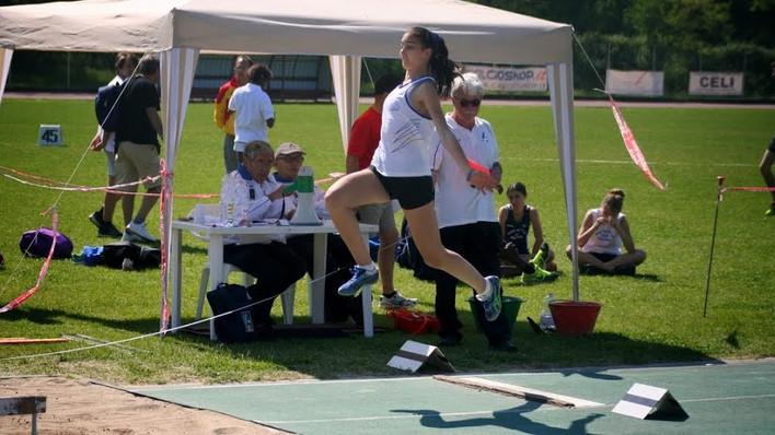 Un argento, un quarto posto e tanto divertimento ai campionati provinciali Cadetti