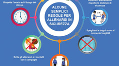 Protocolli di Sicurezza - Attività al Parco Sempione (Arena Civica)