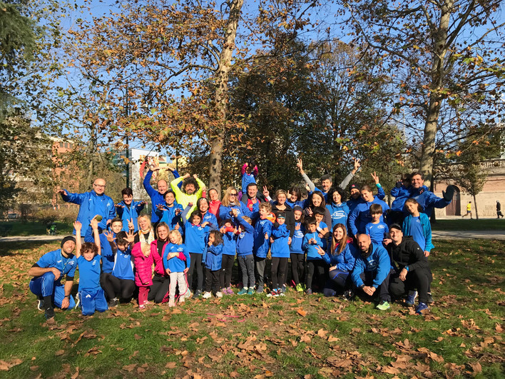 Domenica in famiglia con Atletica Meneghina: splendida mattina all'AtleticMam&Dad Day!
