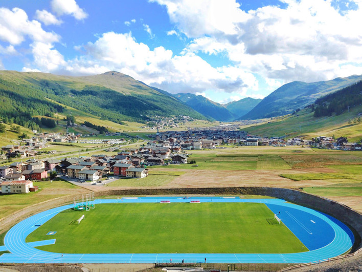 MENEGHINA SUMMER CAMP 2021 A LIVIGNO!