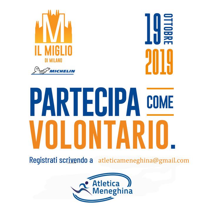 IL MIGLIO DI MILANO - SABATO 19 OTTOBRE: cercasi volontari!