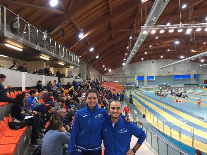 Risultati del weekend: Arianna De Masi ai Campionati Italiani Junior.