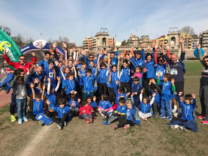 Nuovo appuntamento per i nostri atleti al Trofeo Sempione: 10 km nel verde del Parco Sempione.