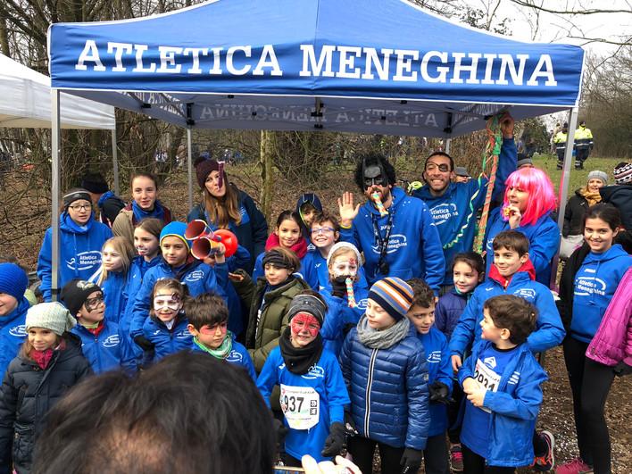 Carnevale al Cross per Tutti: solo con Atletica Meneghina!
