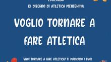 Concorso di disegno di Atletica Meneghina: inviaci il tuo disegno!