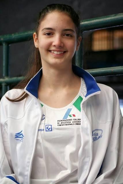 Buon esordio per Laura a Genova nella rappresentativa Lombarda