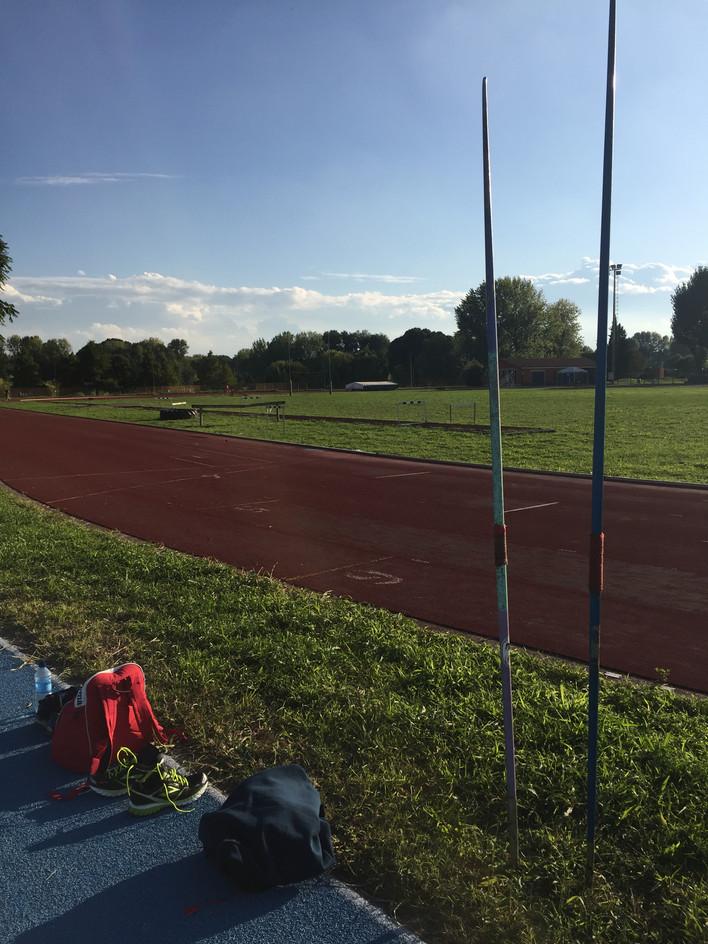 Novità: prende il Via il Corso di Lanci al Centro Sportivo Saini