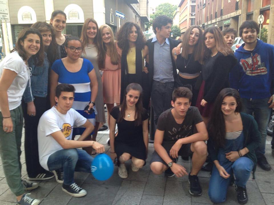 Alternaza scuola lavoro - Atletica Meneghina Liceo classico Parini
