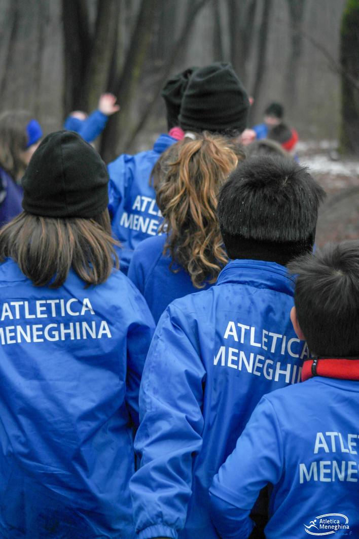 Atletica Meneghina prima su MILANO: 6 emozionanti tappe del Cross per Tutti!