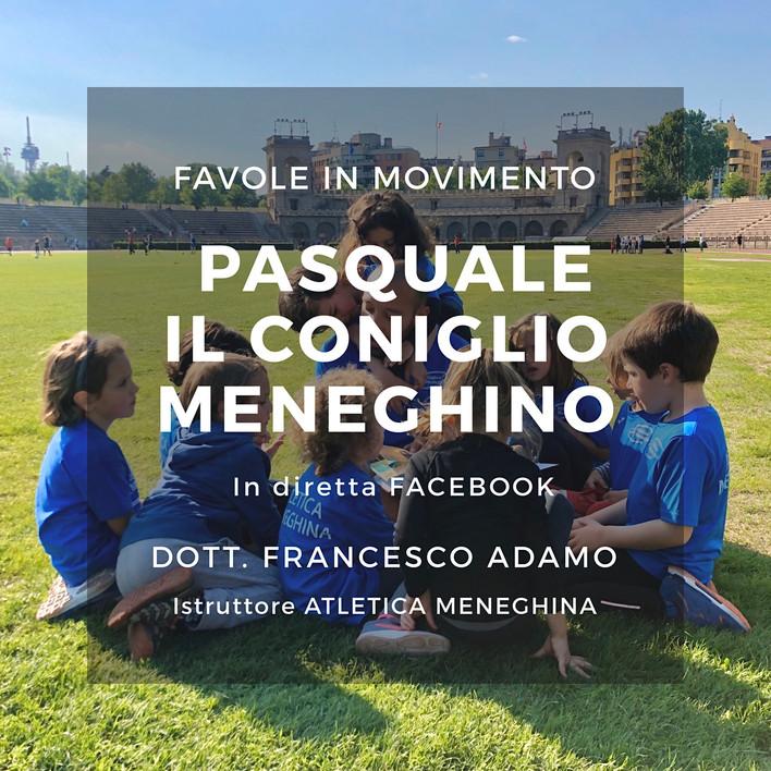 """""""Favola in movimento"""": edizione speciale di Pasqua! Quarta diretta FB per i bambini con Fr"""