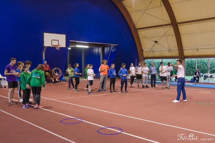Il weekend di Atletica Meneghina: prima di tutto l'aggiornamento e la formazione.