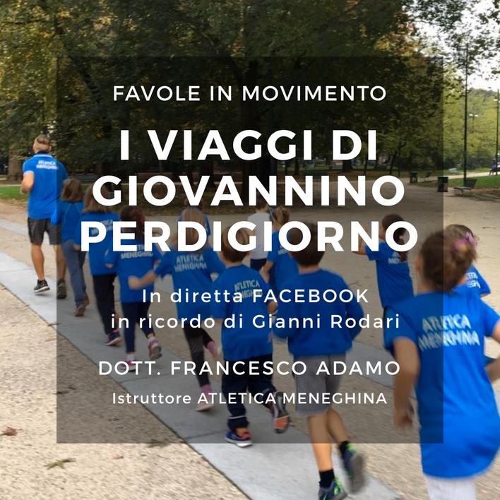 """""""Favola in movimento"""": non perderti la quinta diretta Facebook con Francesco dedicata ai b"""