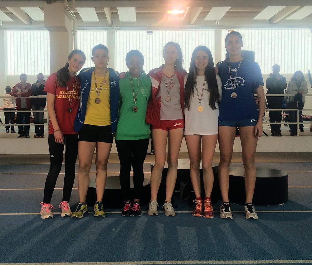 Campionati regionali indoor cadette - Atletica Meneghina_edited