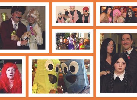 Sassafras Shares Favorite Halloween Costumes