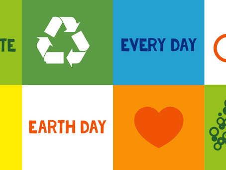 Earth Day: All day, Every Day!