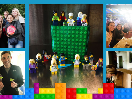 EVERYTHING IS AWESOME… at the Sassafras Team Meeting