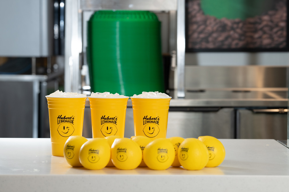 Subway Hubert's Lemonade