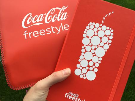 Sassafras Celebrates with Coca-Cola Freestyle® Team