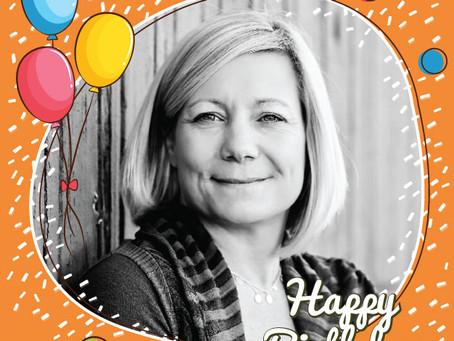 Happy Birthday, Jenny!