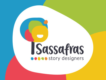 Sassafras Celebrates 20 Years with a Sassy New Look