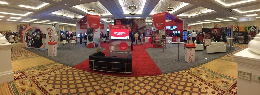 Coca-Cola at CinemaCon