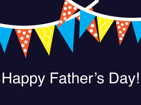 A Day for the Dads–Happy Father's Day from Sassafras