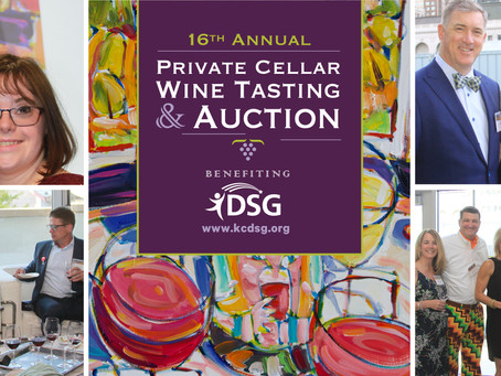 Another Wine Auction in the Books — Sassafras Supports DSG
