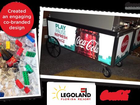 Case Study: LEGOLAND® Florida Resort & Coca-Cola Rebrand