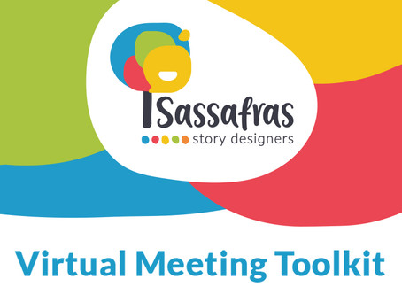 Planning a Virtual Team Meeting? Sassafras Has All the Tips for You!
