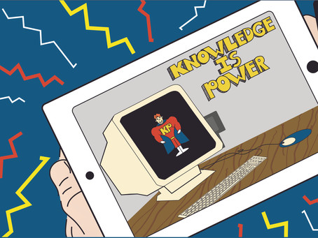 From a Designer's Perspective: Using Technology for Illustration