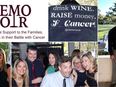 Local Charity Spotlight Rd. 3 – Supporting Chemo Noir